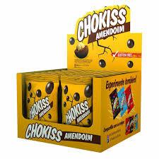 Chokiss Amendoim Display  18X38g Jazam