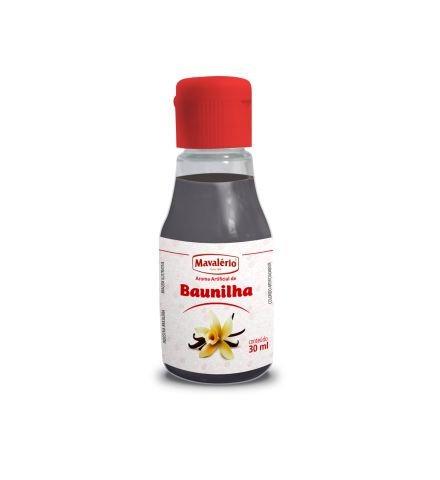 Aroma Artificial De Baunilha  30ml - Mavalério