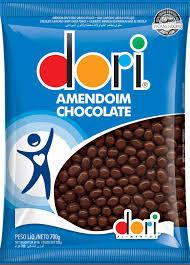Amendoim com Chocolate Dori 700g