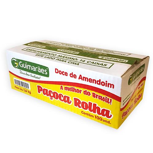 Paçoca Rolha Guimarães com 100un