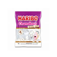 Marshmallow Chamallows Cables White 250g Haribo