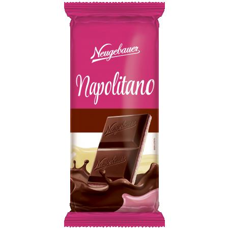 Chocolate Napolitano - Display com 12un Neugebauer