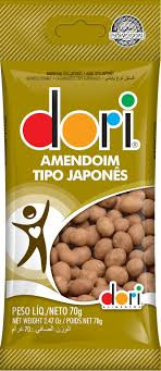 Amendoim Japonês 70g Dori