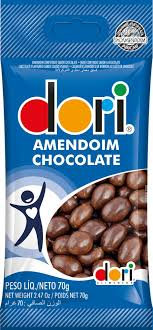 Amendoim Chocolate Conf. 70g Dori