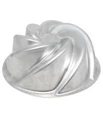 Forma Vulcão s/Cone 13x6cm (Alumínio) Caparroz