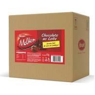 Chocolate Ao Leite em pedaços Melken 4kg Harald