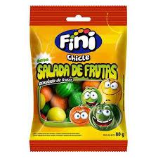Chicle Salada de Frutas 80g  Fini