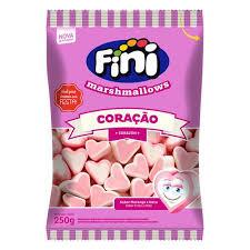 Fini Marshmallow 250g Coração