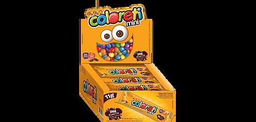 Coloreti Mini Jazam - Display c/ 36 unidades de 11g