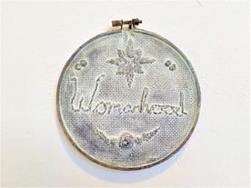 Womanhood Embroidered