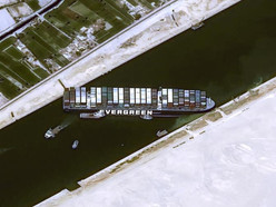 קצת סדר נפשי ורוחני - לכבוד ליל הסדר תשפ״א, או - ספינת משא תקועה בתעלת סואץ