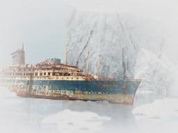 קרחונים שהם מעשה-ידי-הבריאה סודקים ספינות שהן מעשה-ידי-אדם/יפעת אהרן
