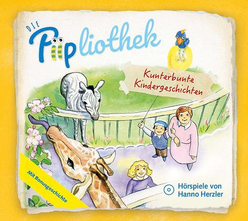 Die Piipliothek - Hörbuch