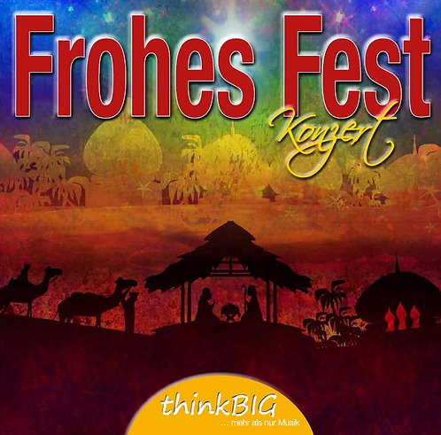 Frohes Fest - CD