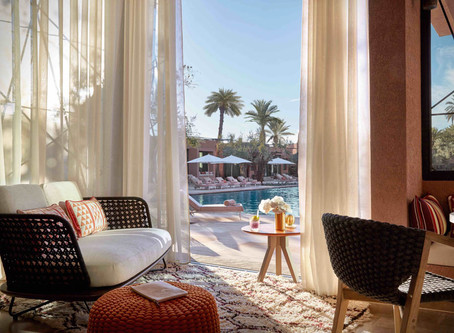 5 tipů na ubytování v Maroku