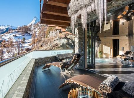 5 horských chaletů pro stylovější zimu