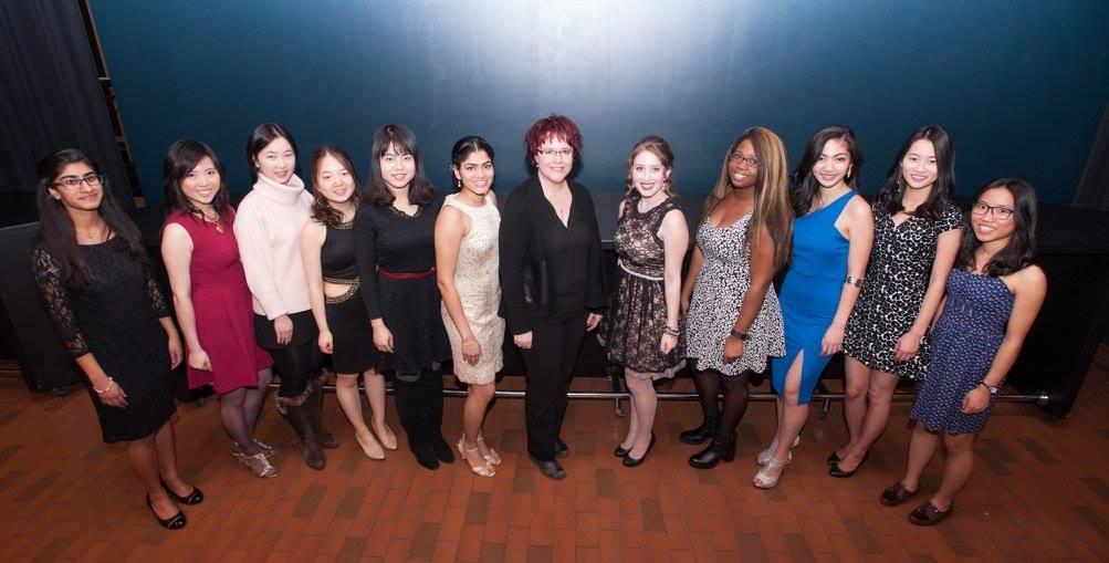 UA-WiSE Team with Deanna D'Amour
