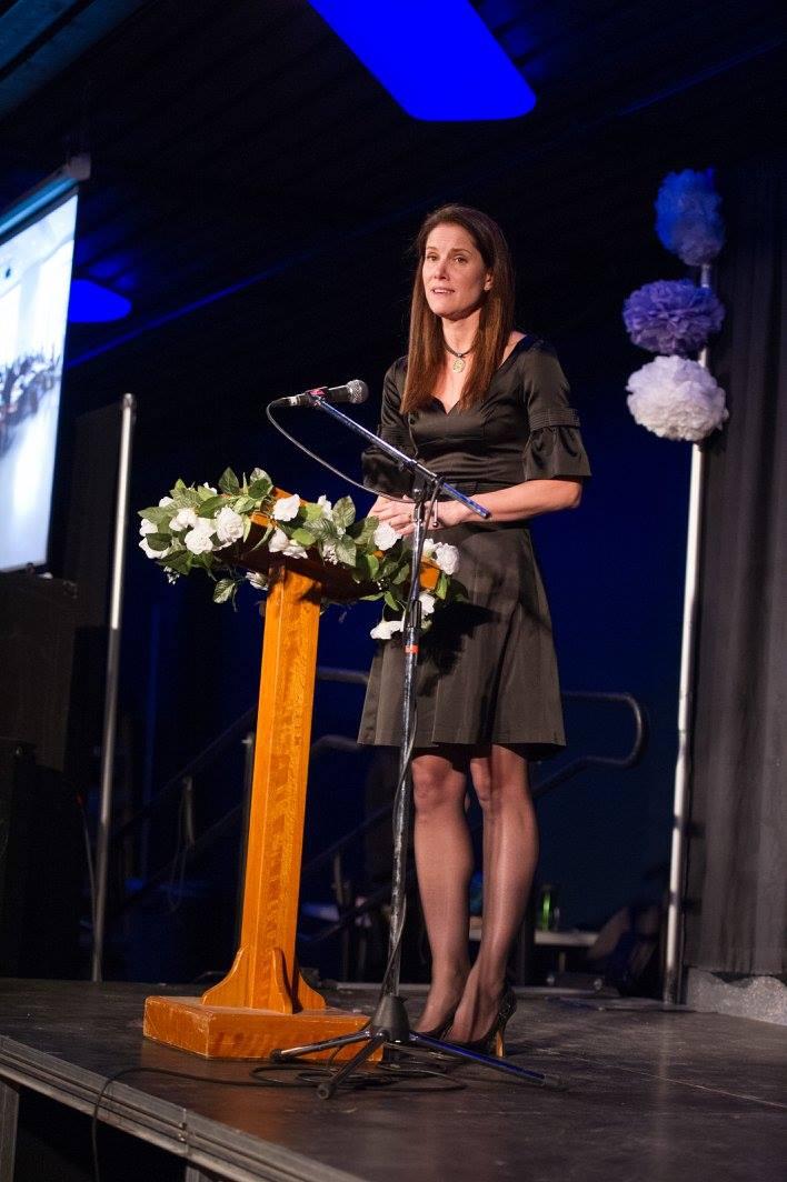 Keynote Speaker Zoe Yujnovich