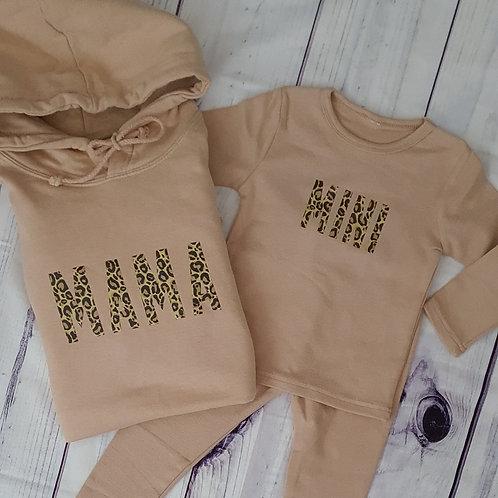 Mama and Mini Matching Set