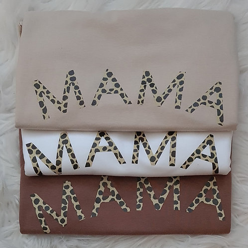 MAMA Print T-Shirt