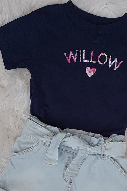 Kids Personalised T-Shirt