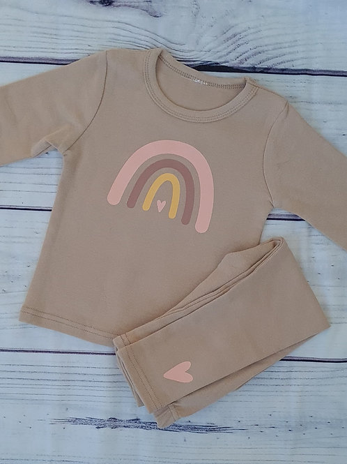 Rainbow Design Loungewear