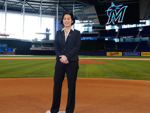Students React to Marlins Hiring Kim Ng