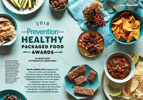 Prevention Healthy Food Awards Journalis