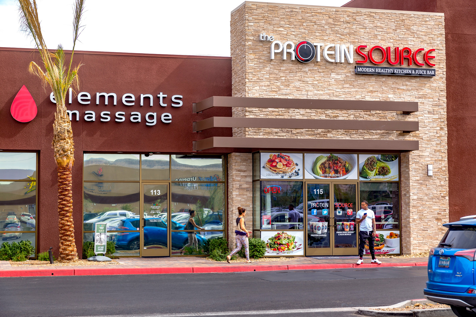 Stores at KlossCo Properties