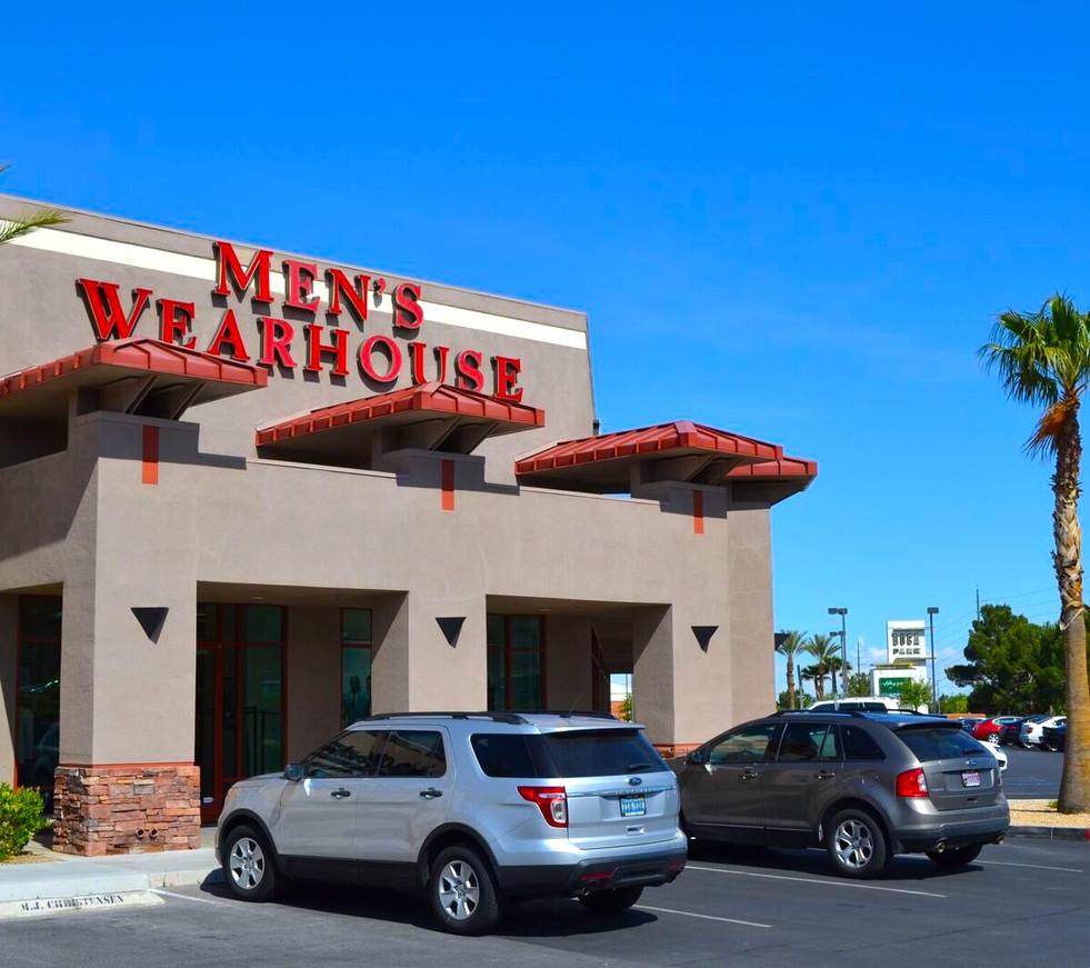 Men's Warehouse