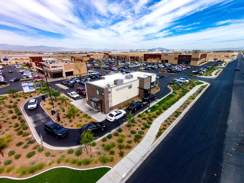 Overhead View of KlossCo Properties