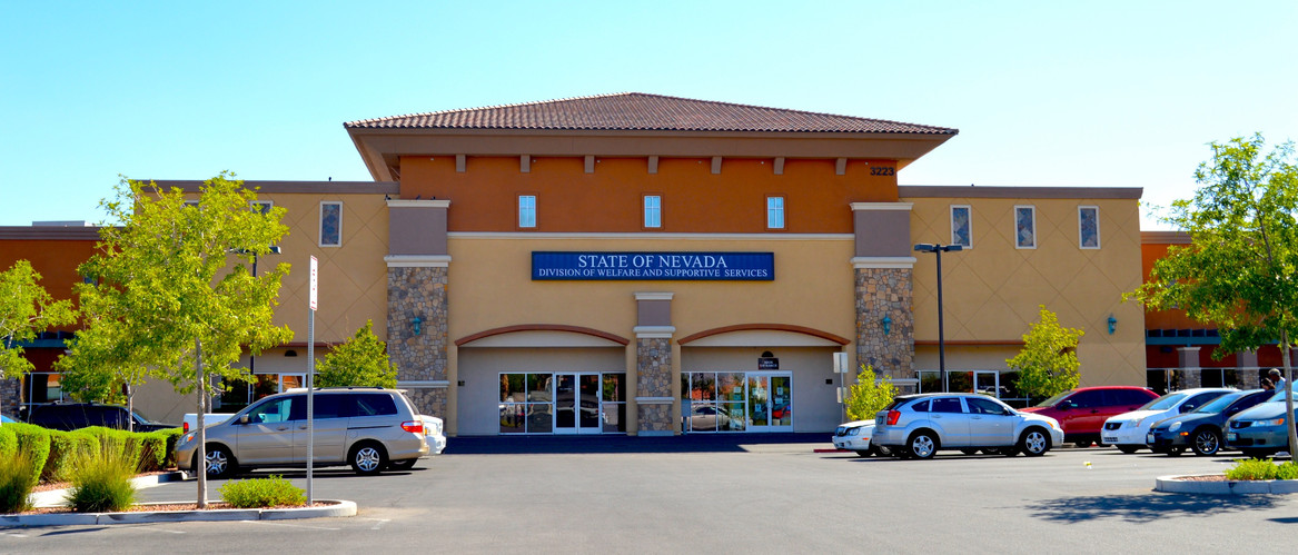 State of Nevada Commercial Property