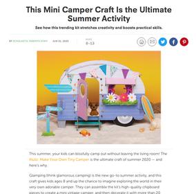Klutz Mini Camper