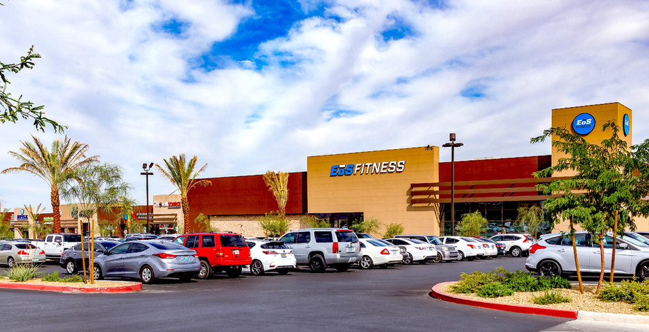 EOS Fitness at KlossCo Properties