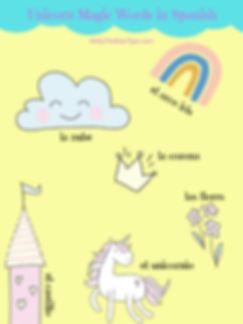 Unicorn Magic Words in Spanish.png