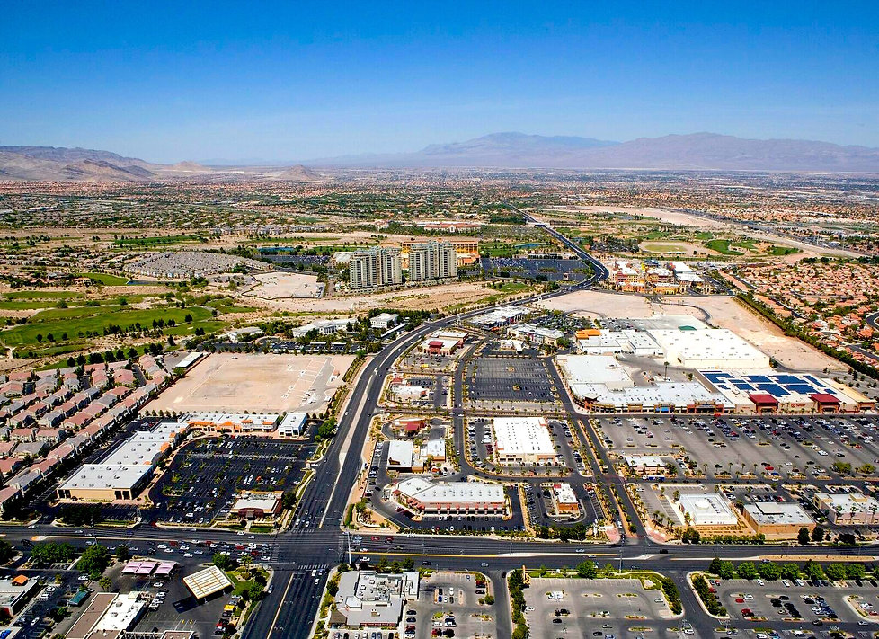 Commercial Real Estate in Las Vegas, Nevada