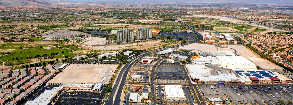 Aerial View of KlossCo Properties