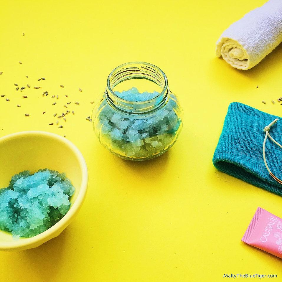 sugar scrub recipe, diy sugar scrub, coconut oil facial, diy exfoliant, diy facial recipe, sugar scrub ideas, homemade sugar scrub