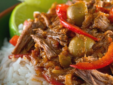 Ropa Vieja...Old Clothes?!