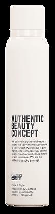 Authentic Beauty Concept Amplify Mousse