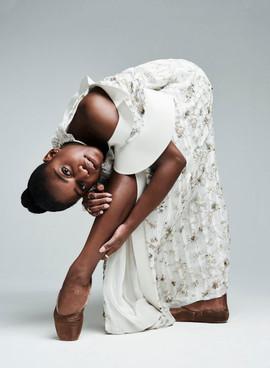 Harper's Bazaar Fotograaf: Tim Verhallen Styling: Sonny Groo Model: Michaela De Prince Haar: Niki Vos Make-up: Niki Vos