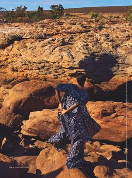 Harper's Bazaar Fotograaf: Petrovski & Ramone styling: Sunny Groo Haar: Niki Vos Make-up: Niki Vos