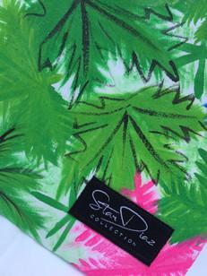 Cannabis Custom Print