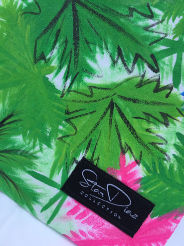 Cannabis Custom Print