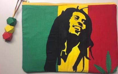 Bob Marley Clutch