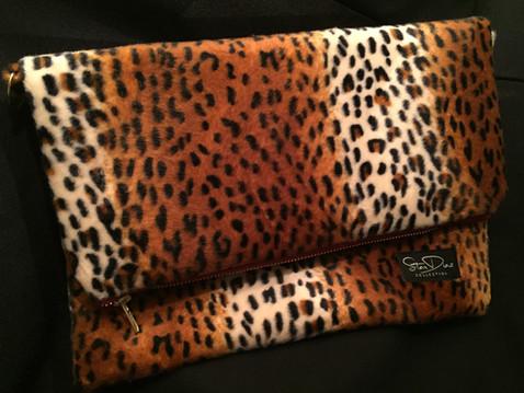 Leopard Foldover