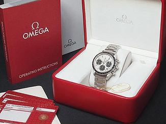 OMEGA腕時計