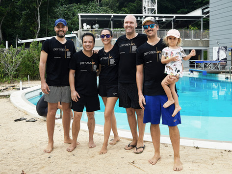 TEAM PERCEPT|on beach volleyball