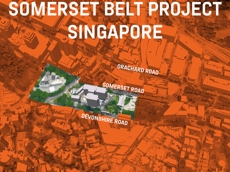 NEW PROJECT IN SINGAPORE