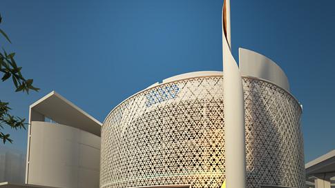 MOSQUE, SINGAPORE [SG]